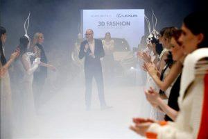 3D-печатное платье Voxelworldgfh