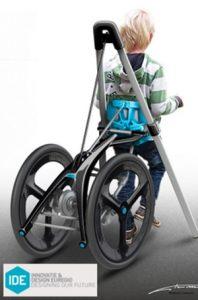 возможности 3D печати для создания ходунков для детей, больных ДЦП