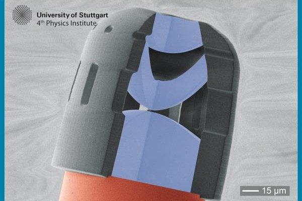 3D-печатные линзы
