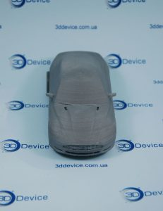 Автомобиль на 3D принтере