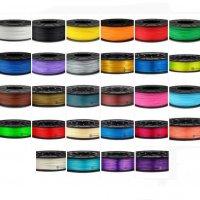 CoPET пластик доступные цвета