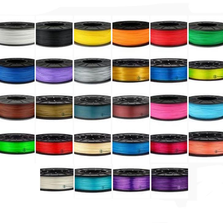 пластик CO-PET доступні кольори