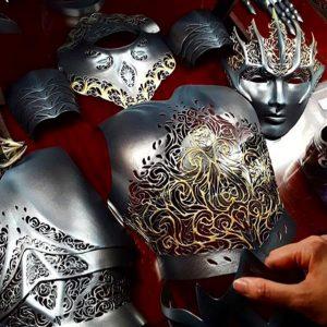 3D-печаная броня14