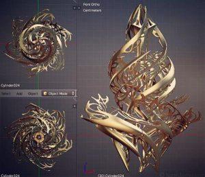 3D-печаная броня7