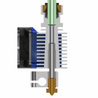 Экструдеры для 3D принтера E3D BOWDEN 24V