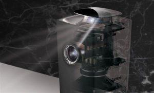 Конструкция 3д-печатного проектора