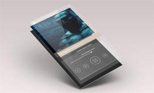 Управление 3д-печатным проектором