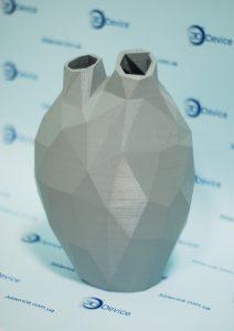Дизайнерская печать на 3D принтере