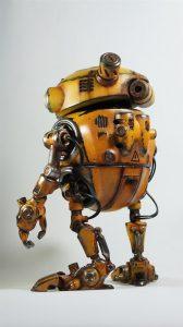 3Д печать робота