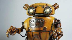 3Д-печать робота