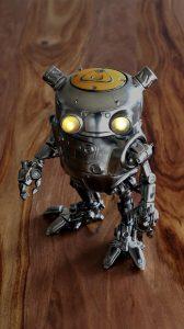 3Д-печатный робот