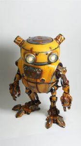 3D-печатный робот