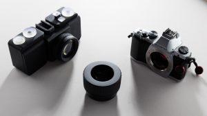 Фотоаппарат на 3D принтере