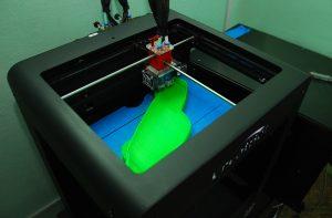 CreatBot 3д печать
