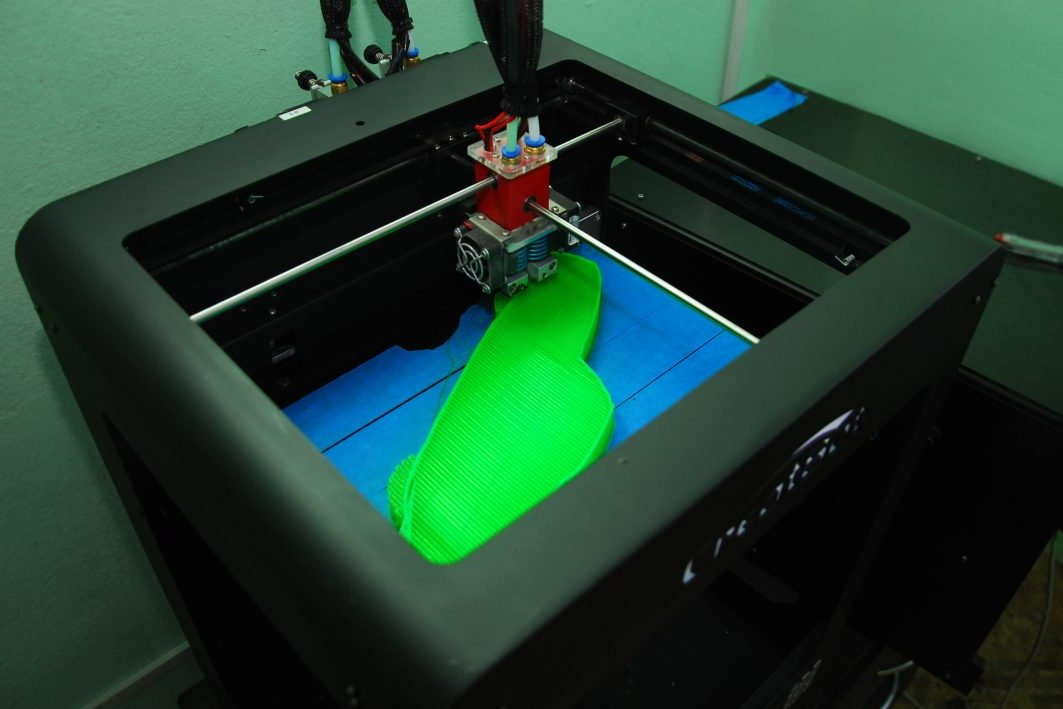 Большие 3D принтеры