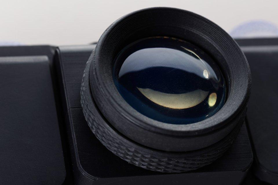 Пленочный фотоаппарат на 3D принтере