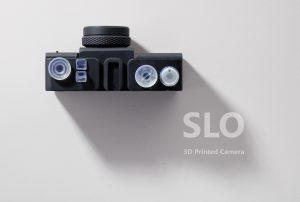 Пленочный фотоаппарат на 3д принтере