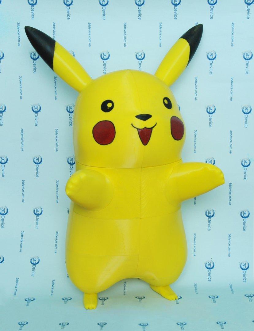 Покемон на 3д принтере