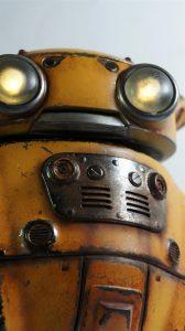 Робот на 3Д-принтере