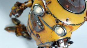 Робот на 3Д принтере