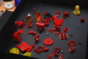 SLA печать в Украине