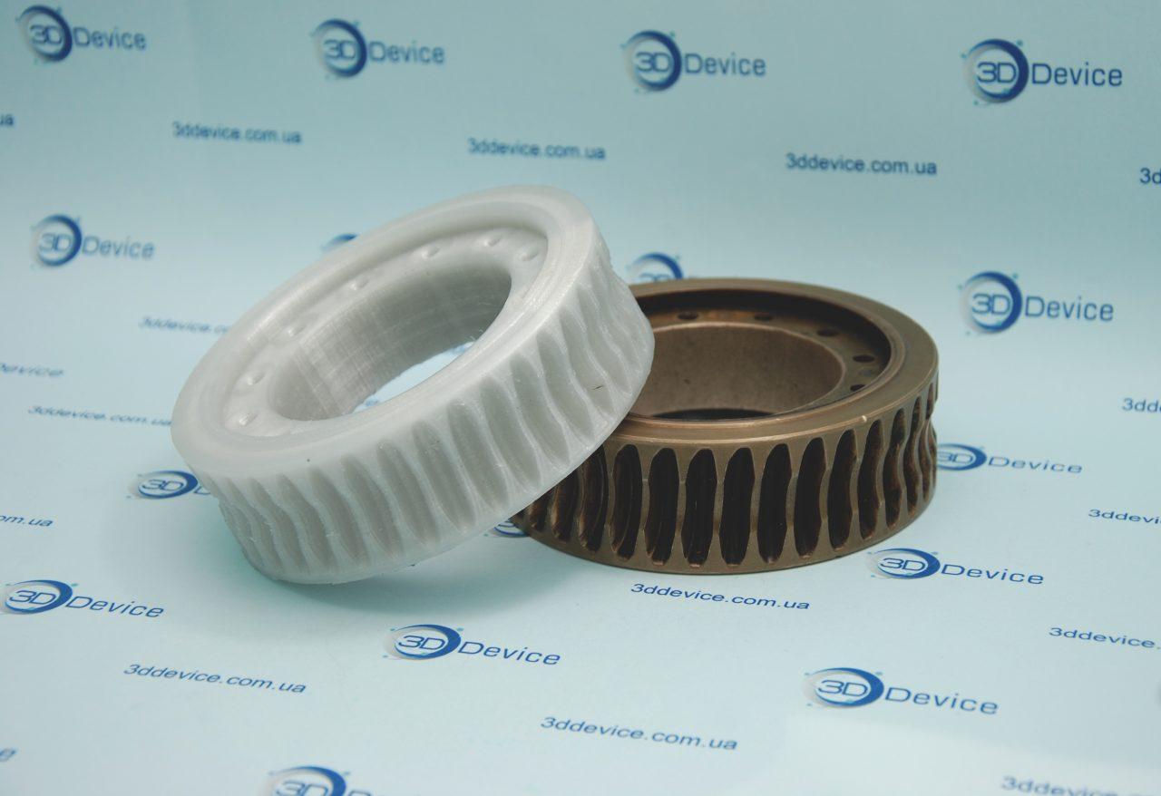 Печать на 3Д принтере в Киеве