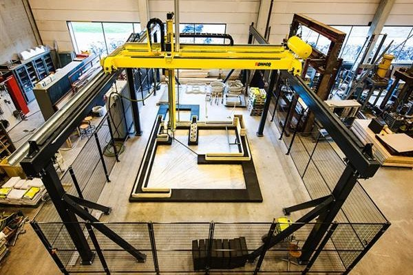 3D-печать дома