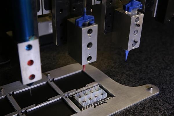 3D печать на чипе