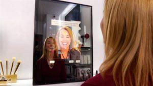 3Д-печатный макияж от умного зеркала