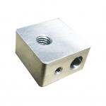 Алюминиевый нагревательный блок hotend MK7-MK8-E3D