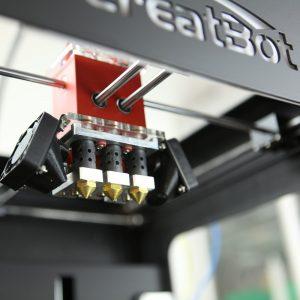 Экструдер 3D принтера CreatBot