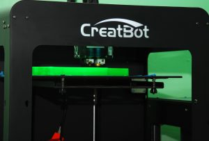 Креатбот 3д печать больших изделий
