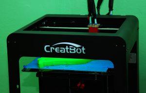 Купить 3Д принтер КреатБот в Киеве