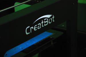 Оформить заказ на 3Д печать в Киеве, купить 3Д принтер Креатбот