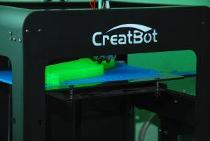 Печать функциональных деталей на 3д принтере креатбот