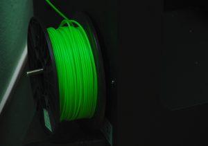 Подача пластика в 3Д-принтер КреатБот