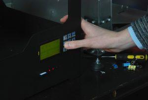 Подключение флешки к 3Д принтеру