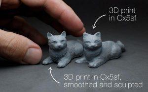 Скульптурный филамент для печати на 3Д принтере