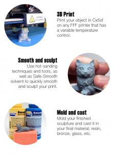 Скульптурный полимер