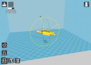Слайсинг 3D модели в программе Cura