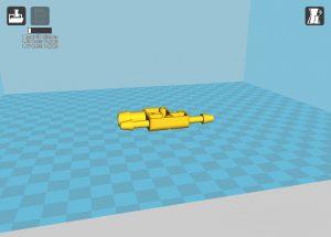 Слайсинг модели перед 3Д печатью