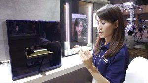 Умное зеркало подбирает 3Д-печатный пакияж