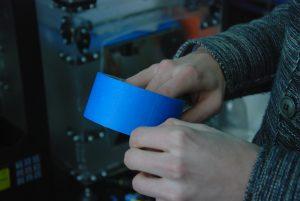 Выбор материала покрытия стола 3D принтера - малярный скотч