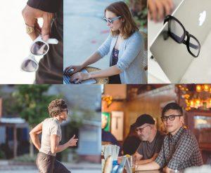 3D-печатные умные очки