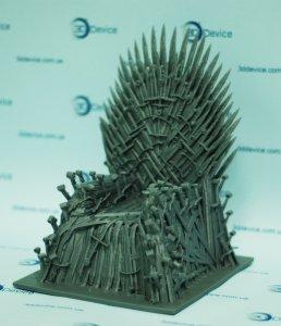 3D принтер в Днепропетровске, 3D печать любой сложности