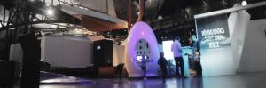 Инновационная кабинка для 3D сканирования