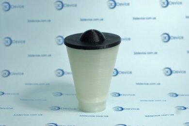 Бытовая 3D печать: бункер для кофемолки