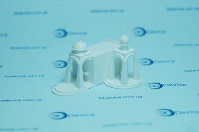 Заказать макетирование с помощью 3D печати в городах Украины