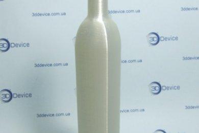 Бутылка из пластика 3D принтер