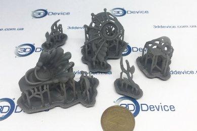 Ювелирная 3Д печать на Формлабс Форм 2